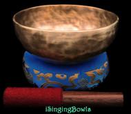 Tibetan Singing Bowl #10400