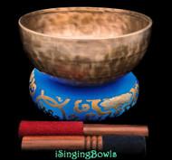 Tibetan Singing Bowl: #10402