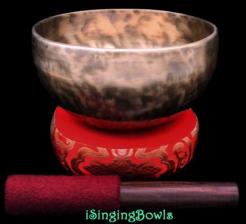 Tibetan Singing Bowl #10418