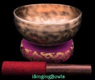Tibetan Singing Bowl #10427