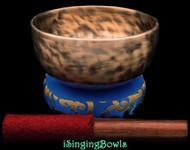 Tibetan Singing Bowl #10428