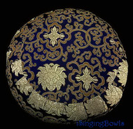 Zafu Meditation Cushion: Royal Blue