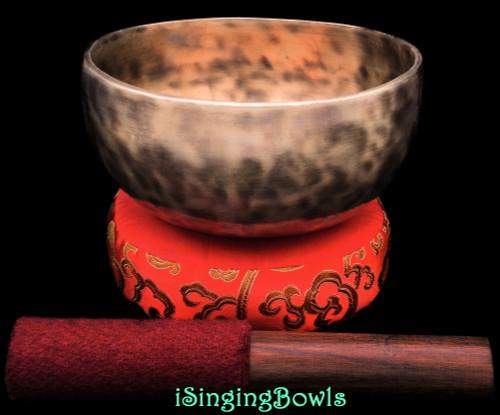 Tibetan Singing Bowl #10435