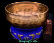 New Tibetan Singing Bowl #10071