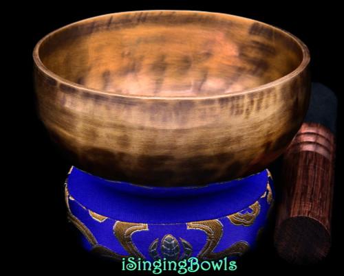 New Tibetan Singing Bowl #10071