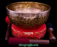 Tibetan Singing Bowl #10512
