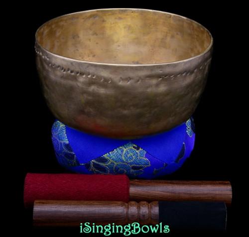 Antique Tibetan Singing Bowl #10524