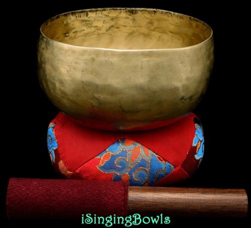 Antique Tibetan Singing Bowl #9359