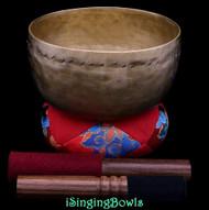 Antique Tibetan Singing Bowl #10539