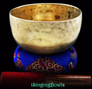 "Antique Tibetan Singing Bowl #7793 : Thado 6 3/4"", circa 18th century, A3 & D#5."