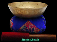 Antique Tibetan singing bowl #8830
