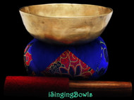 Antique Tibetan singing bowl #8831