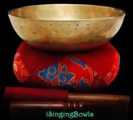Antique Tibetan singing bowl #8845