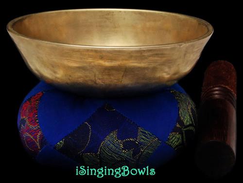 Antique Tibetan singing bowl #8860