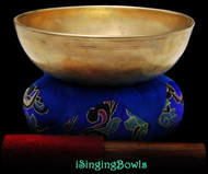 Antique Tibetan singing bowl #8848