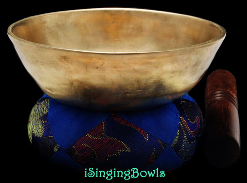 Antique Tibetan singing bowl #8854