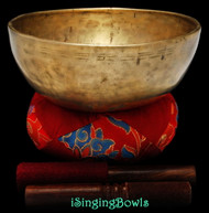Antique Tibetan Singing Bowl #9271