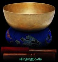 Antique Tibetan Singing Bowl #9272