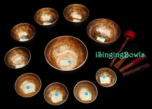 Alexandre Tannous Method Singing Bowl Set #91