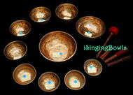Alexandre Tannous Method Singing Bowl Set #91
