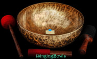 Himalayan singing bowl: #9043