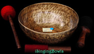 Himalayan singing bowl: #9199