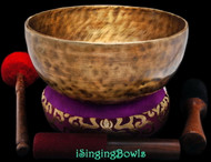 Himalayan singing bowl: #9020