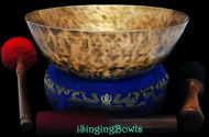 Himalayan singing bowl: #9035