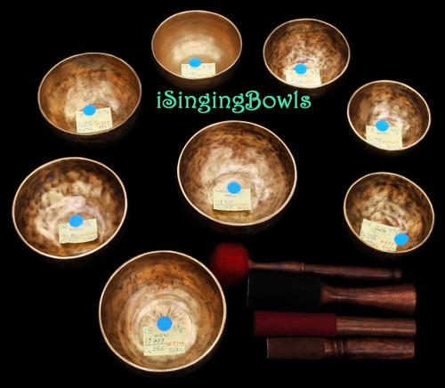 Alexandre Tannous Method Singing Bowl Set #92