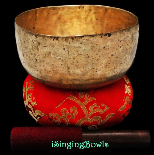 Antique Tibetan Singing Bowl #8888