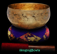 Antique Tibetan Singing Bowl #9351