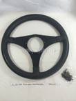 "Moto-Lita Eagle 3 Black Leather 14"" Steering Wheel- *MULTIPLE COMBINATIONS AVAILABLE*"