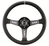 Sparco L777 350mm Leather - 015L800PL