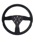 Copy of Sparco CARBON 385 330mm Suede- 015RC385SN (015RC385SN)