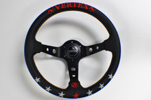 Vertex 7 Star Steering Wheel