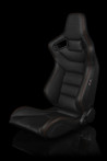 Braum Elite Series Racing Seats with colored stitching - Driver and Passenger