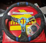MOMO Ultra Blue steering wheel