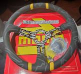 MOMO Ultra Black Steering Wheel