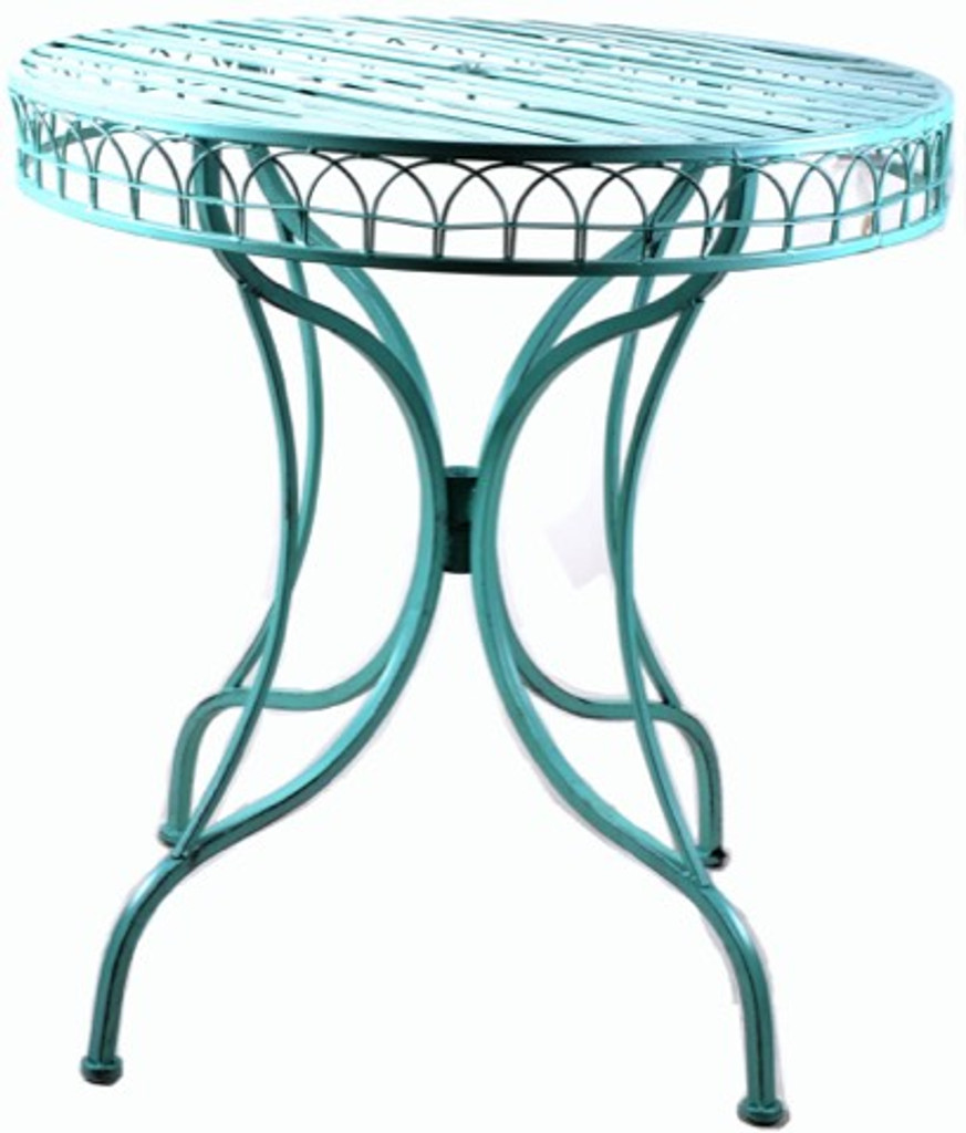 Vienna Outdoor Foldable Table - Blue