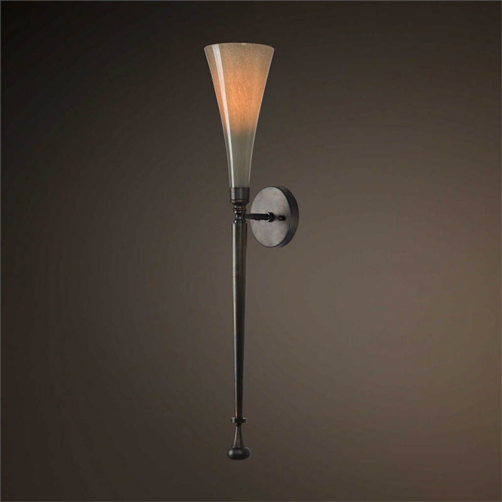 Arona 1-Lamp Sconce by Uttermost