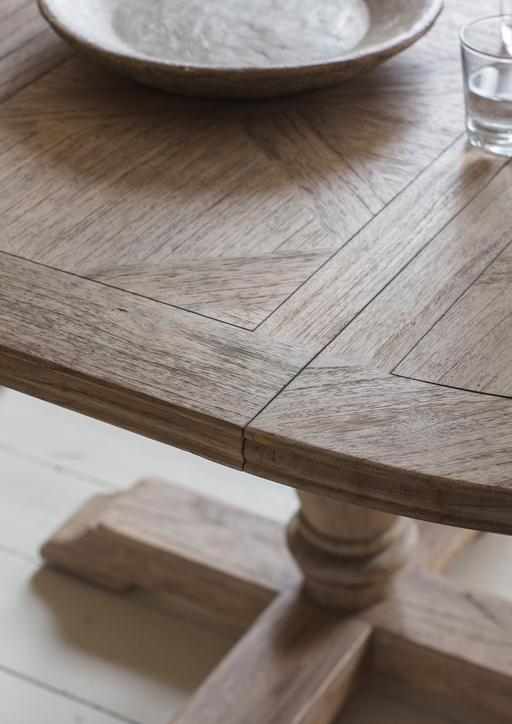 Newhaven Round Extension Table