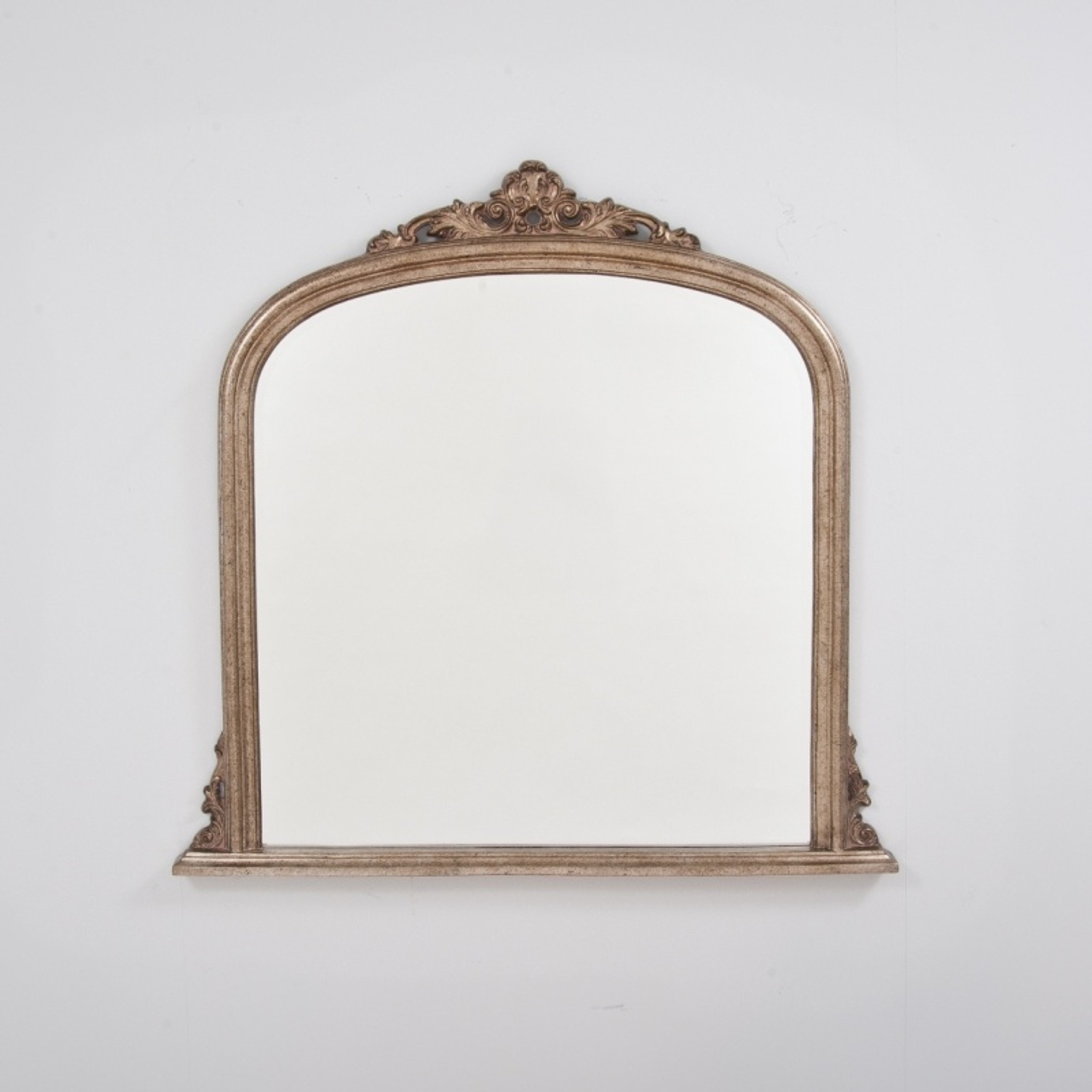 Domed Rustica Mirror 119x117 Warranbrooke Maison Living