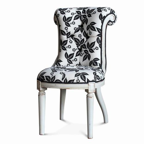 Cherie Chair - Size: 93H x 53W x 66D (cm)