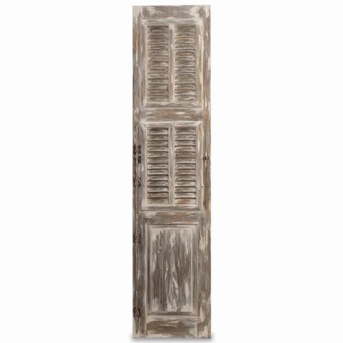 Single Shutter Door - Size: 226H x 53W x 5D (cm)