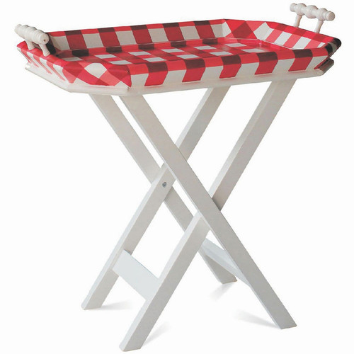 Summertime Tea Table w/ Tray - Any Colour