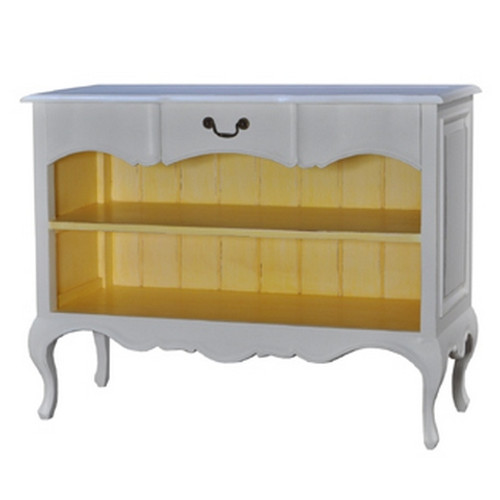 Coco Buffet - Architectural White Light Distressed /TCY