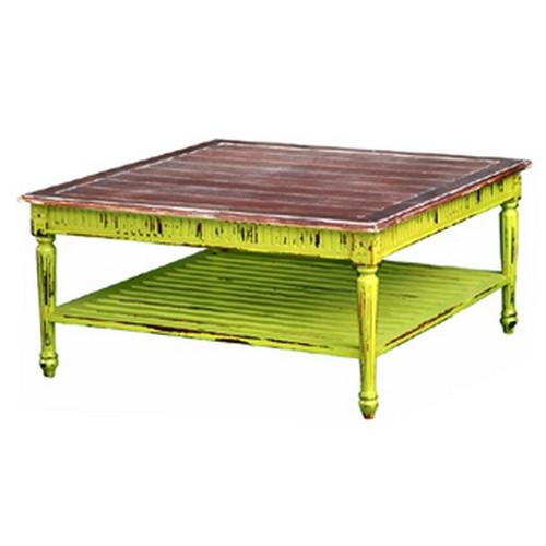 Regent Coffee Table - Size: 48H x 100W x 100D (cm)