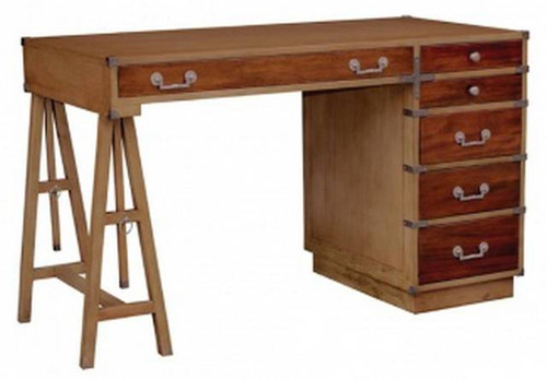 Surveyors Desk - Antique Oak /TKB