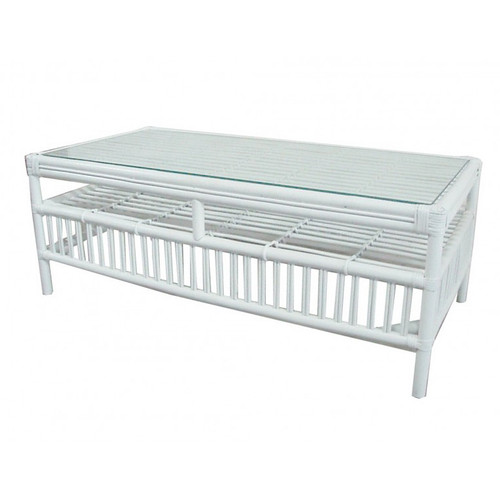 Miami Coffee Table - White