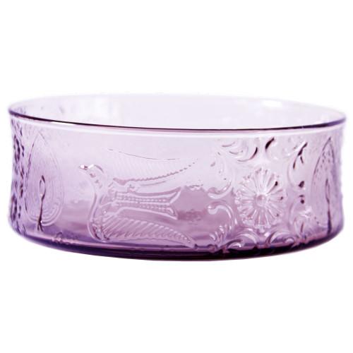 Tapestry Bowl - Violet